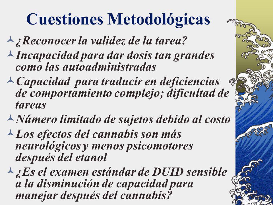 Cuestiones Metodológicas