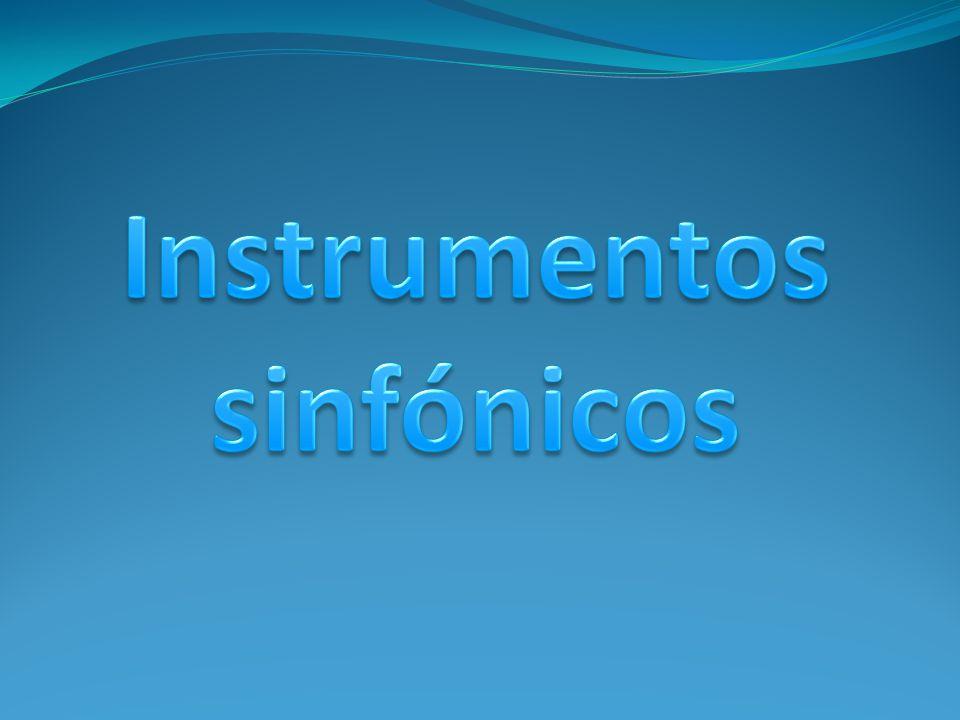 Instrumentos sinfónicos