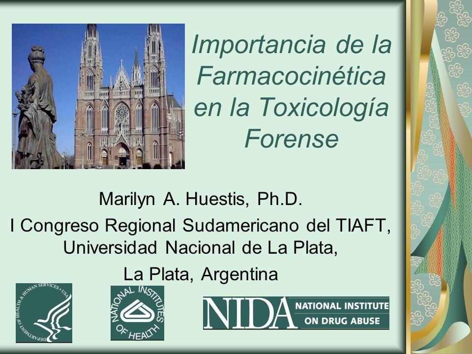 Importancia de la Farmacocinética en la Toxicología Forense