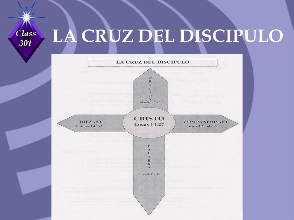 LA CRUZ DEL DISCIPULO