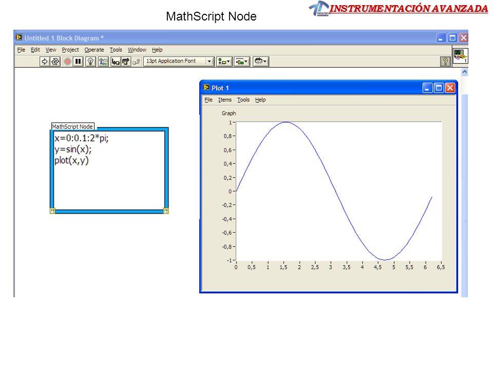 MathScript Node
