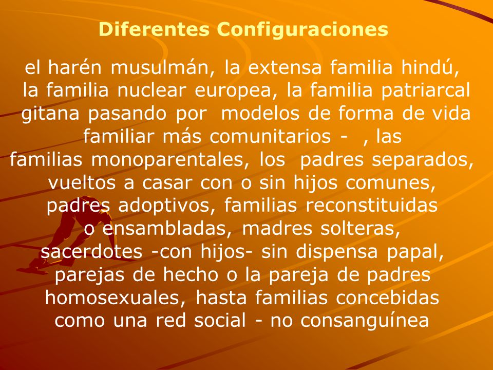 Diferentes Configuraciones