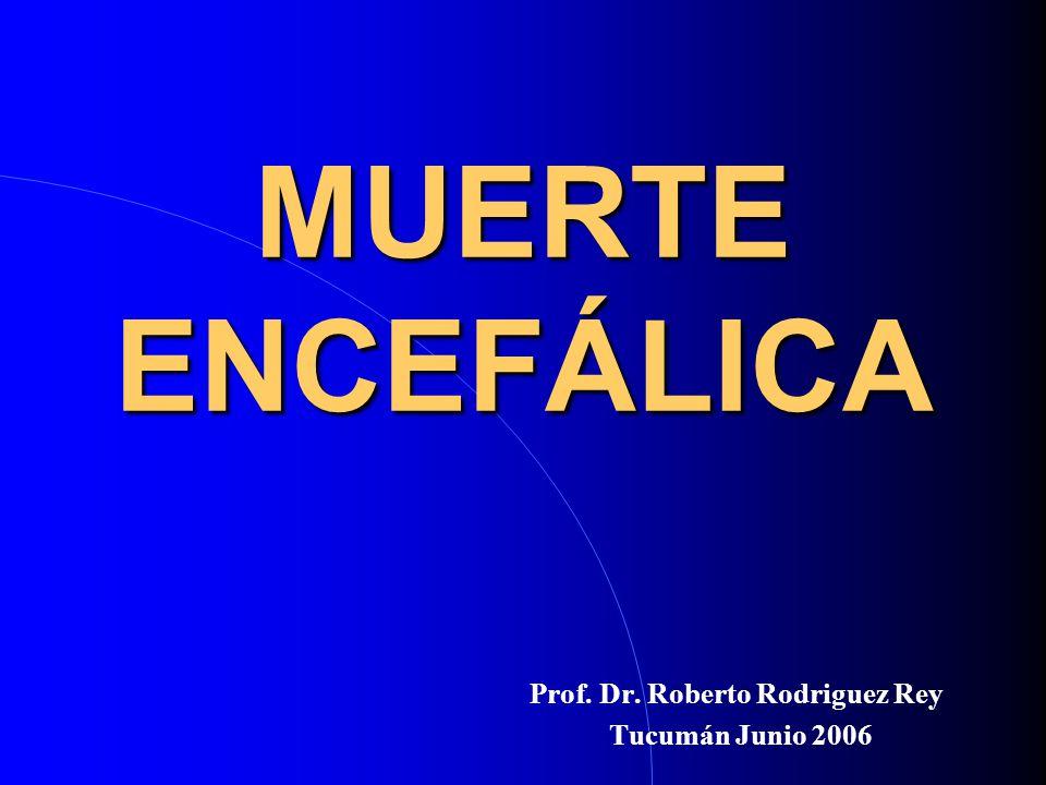 Prof. Dr. Roberto Rodriguez Rey Tucumán Junio 2006