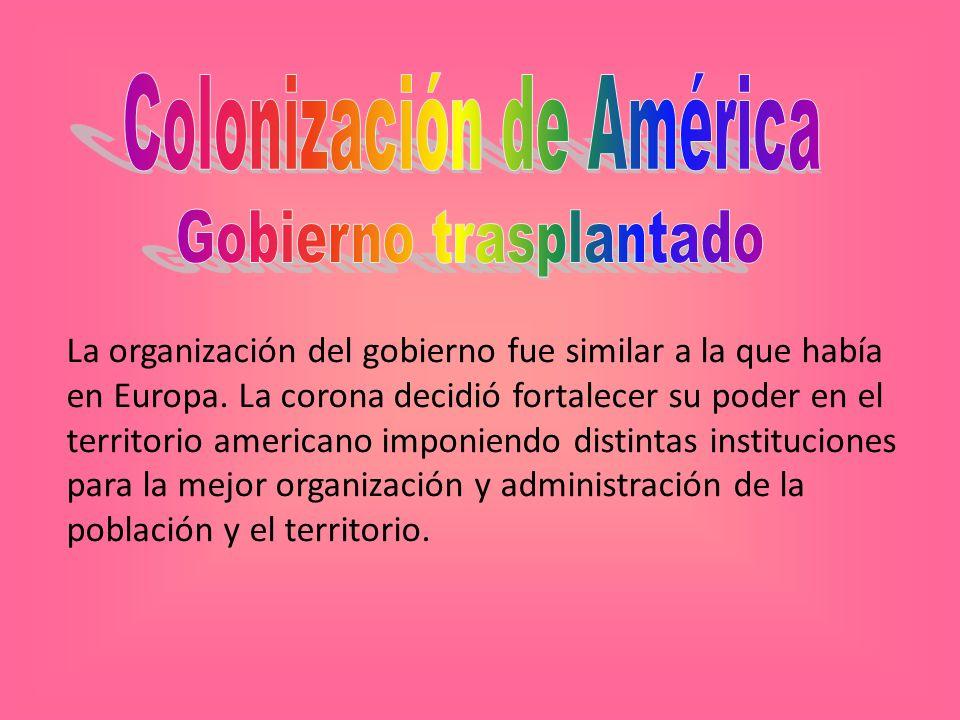 Colonización de América