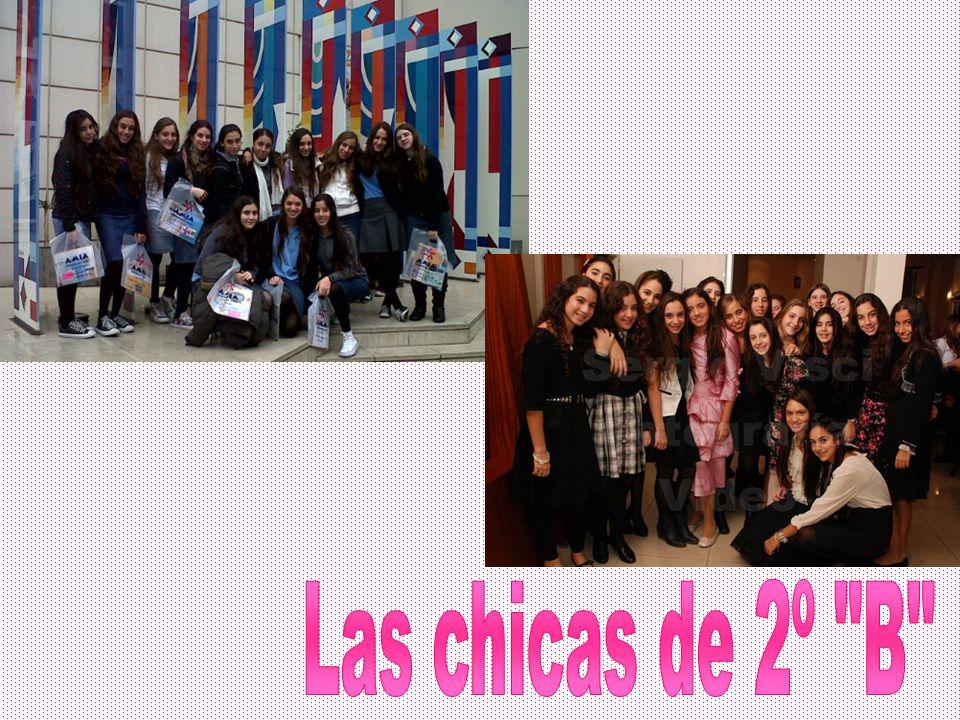 Las chicas de 2º B