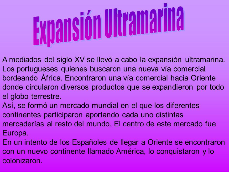 Expansión Ultramarina