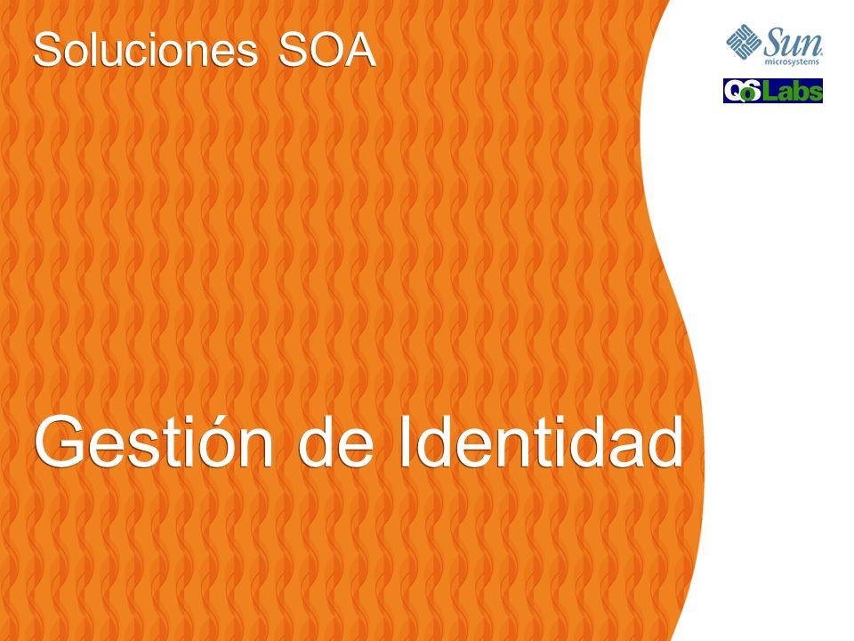 Soluciones SOA Gestión de Identidad