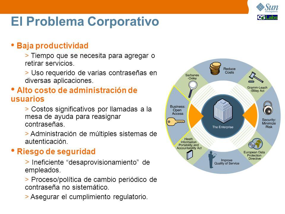 El Problema Corporativo