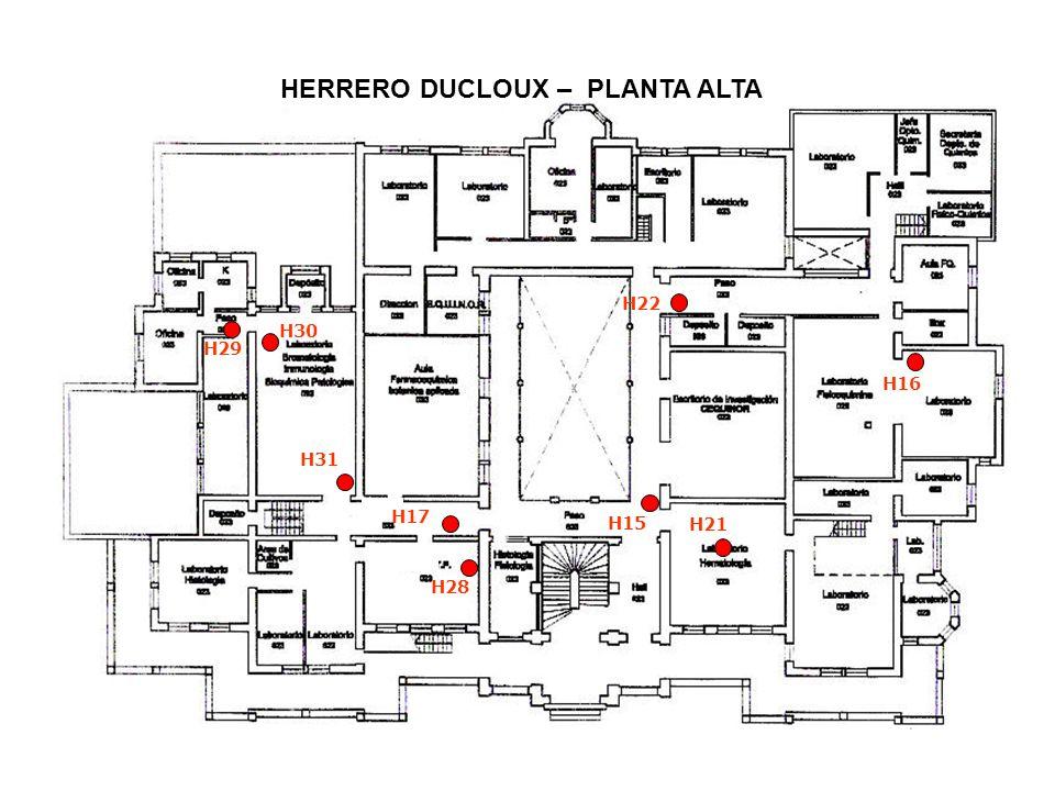 HERRERO DUCLOUX – PLANTA ALTA