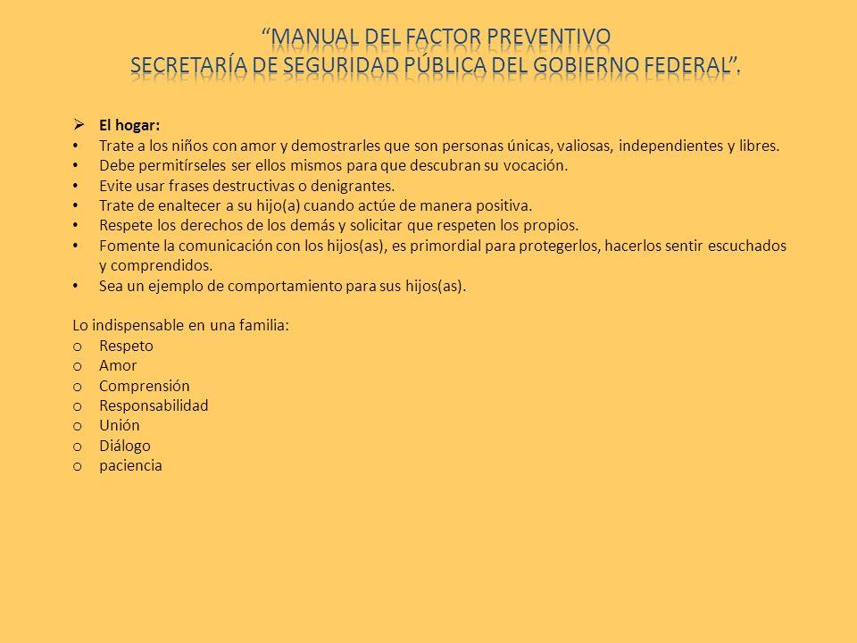 manual del factor preventivo