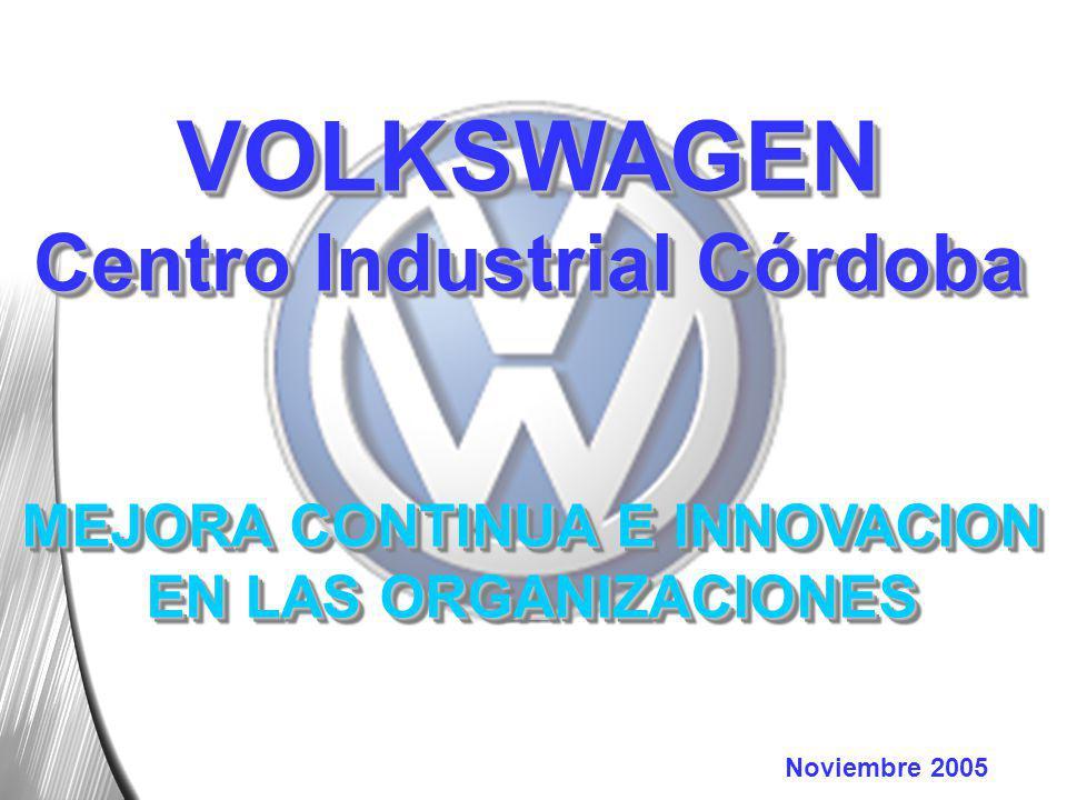VOLKSWAGEN Centro Industrial Córdoba