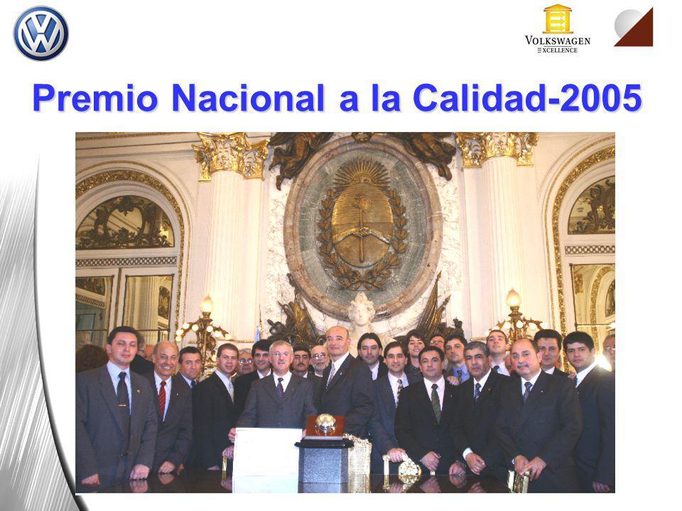 Premio Nacional a la Calidad-2005