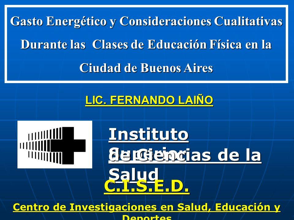 Centro de Investigaciones en Salud, Educación y Deportes