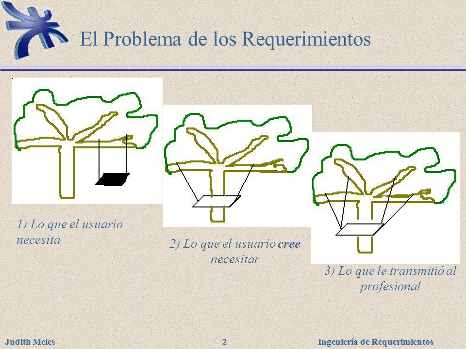 El Problema de los Requerimientos