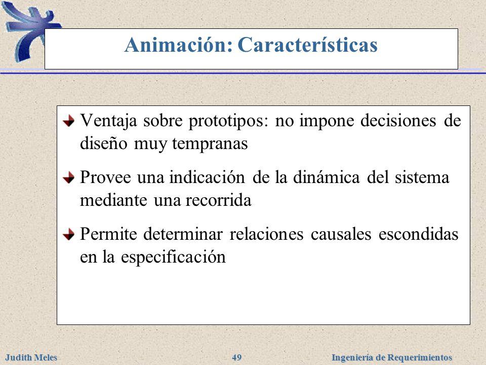 Animación: Características
