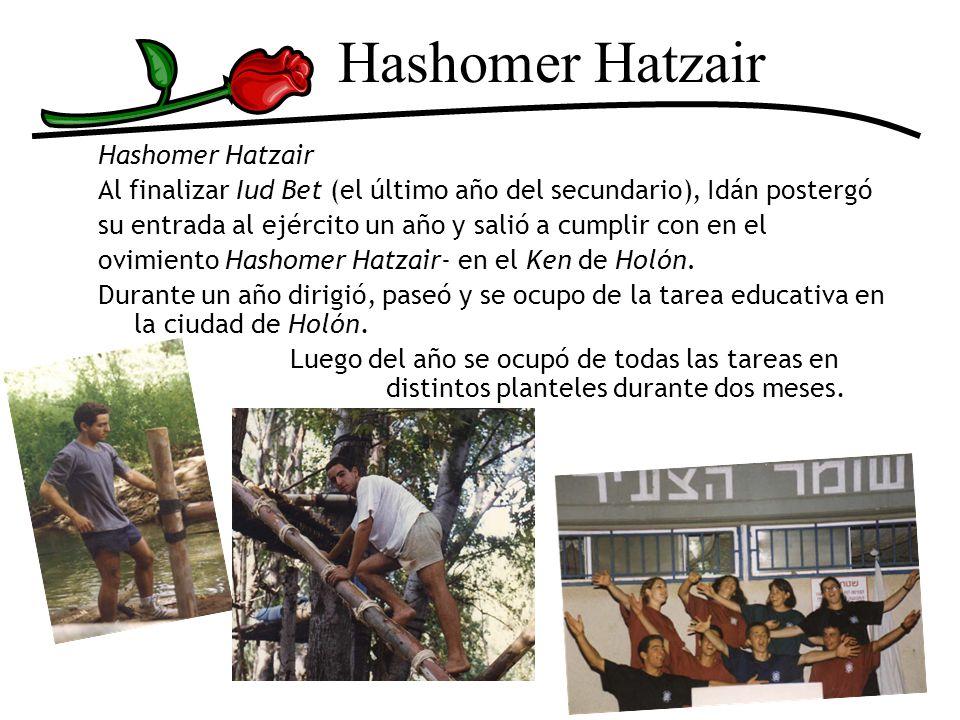 Hashomer Hatzair Hashomer Hatzair