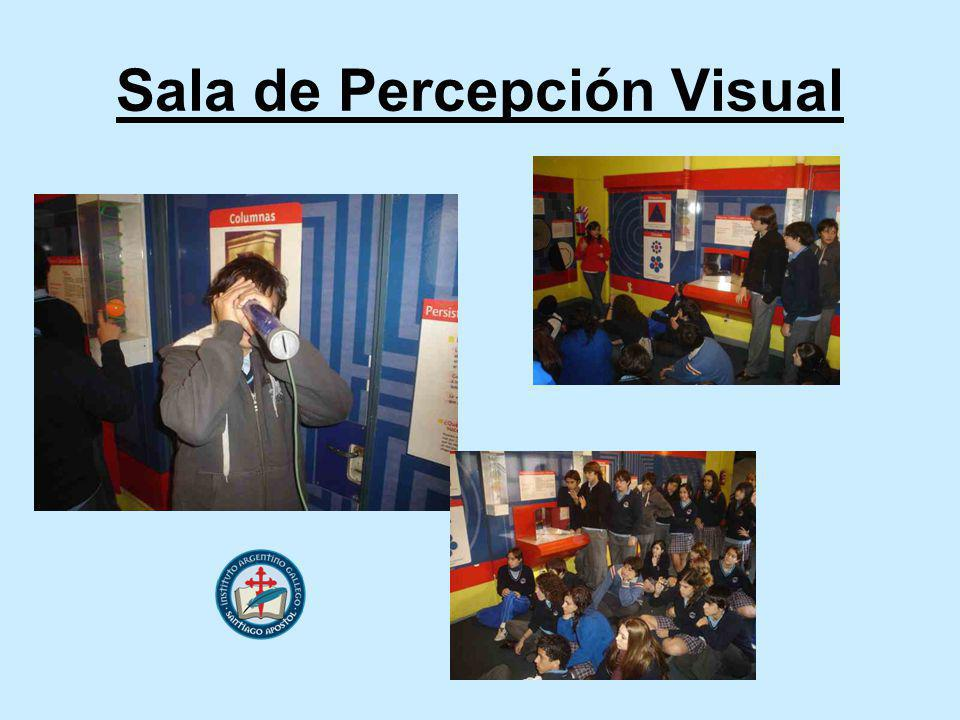 Sala de Percepción Visual