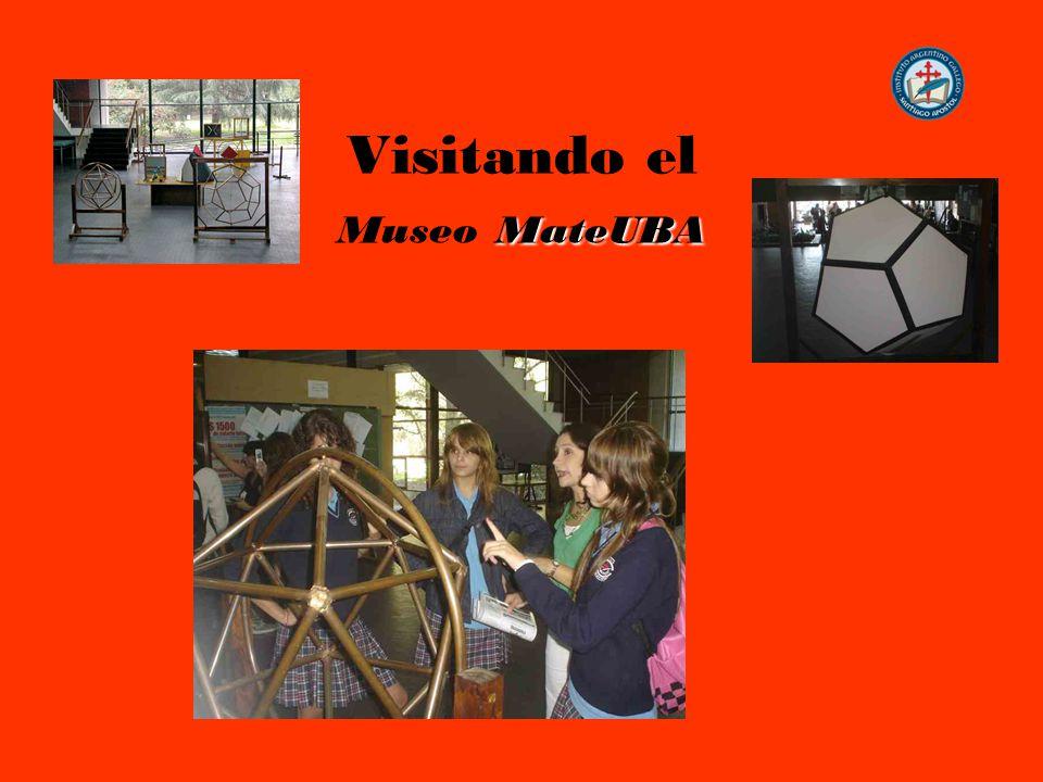 Visitando el Museo MateUBA