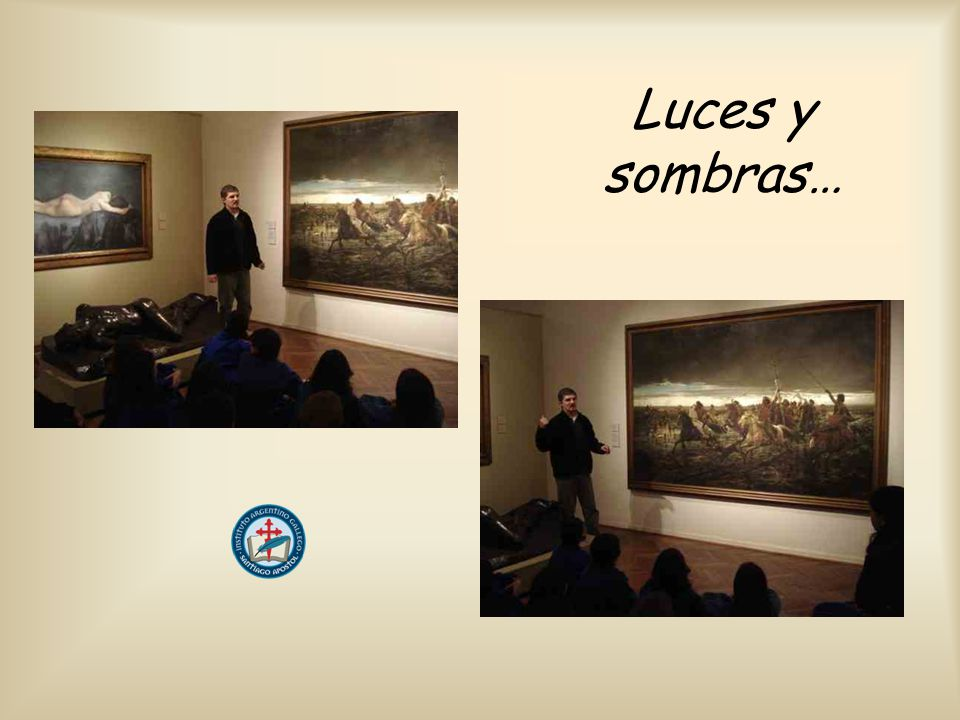 Luces y sombras…