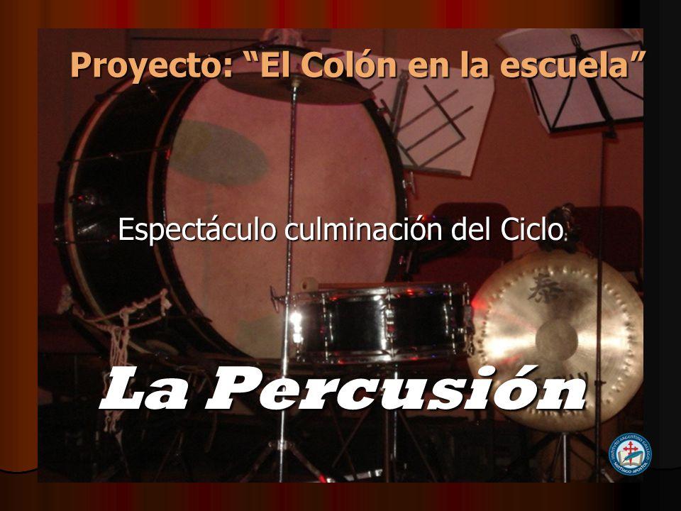 Proyecto: El Colón en la escuela