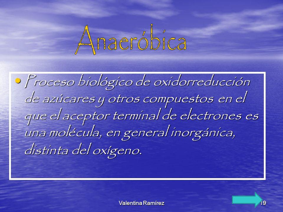 Anaeróbica