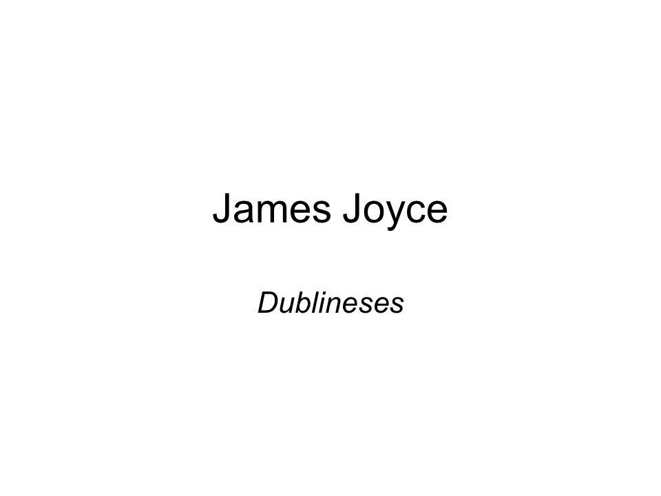 James Joyce Dublineses