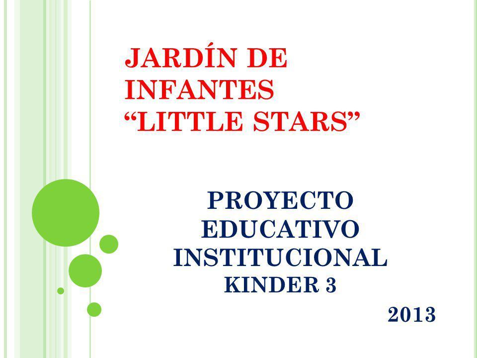 JARDÍN DE INFANTES LITTLE STARS