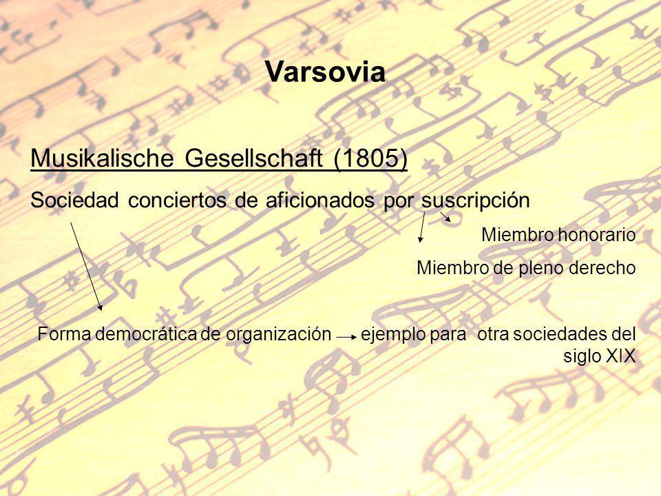 Varsovia Musikalische Gesellschaft (1805)