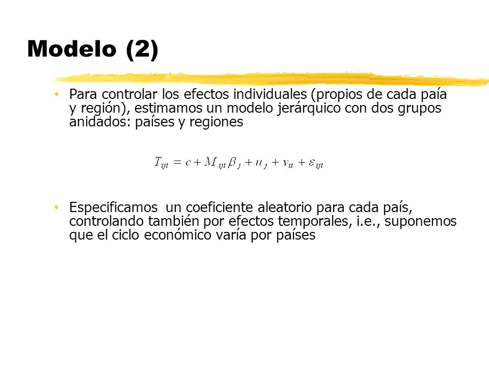 Modelo (2)