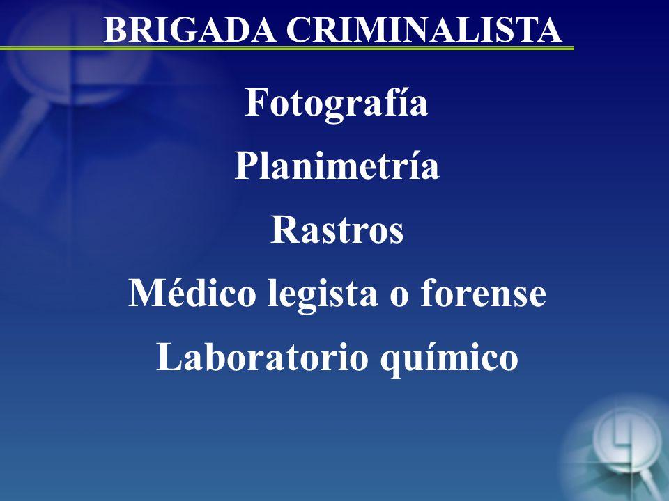 Médico legista o forense