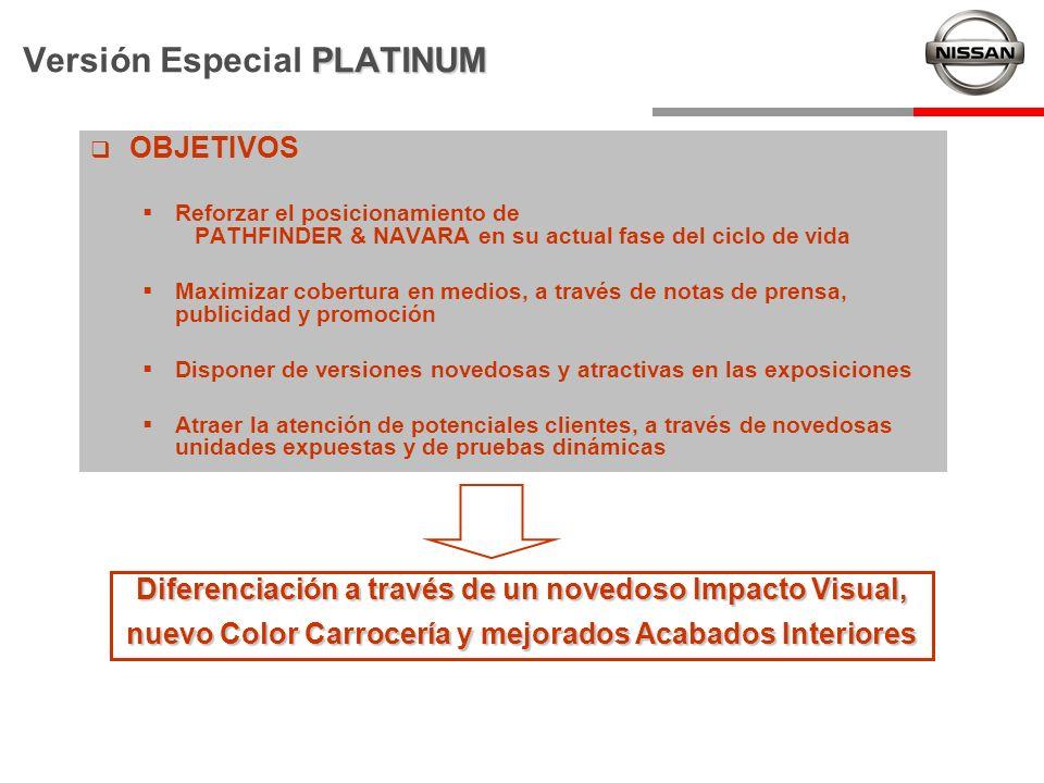 Versión Especial PLATINUM