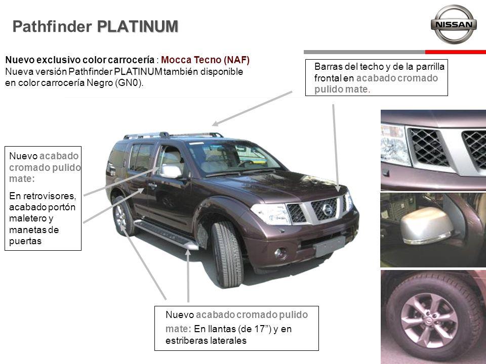 Pathfinder PLATINUM