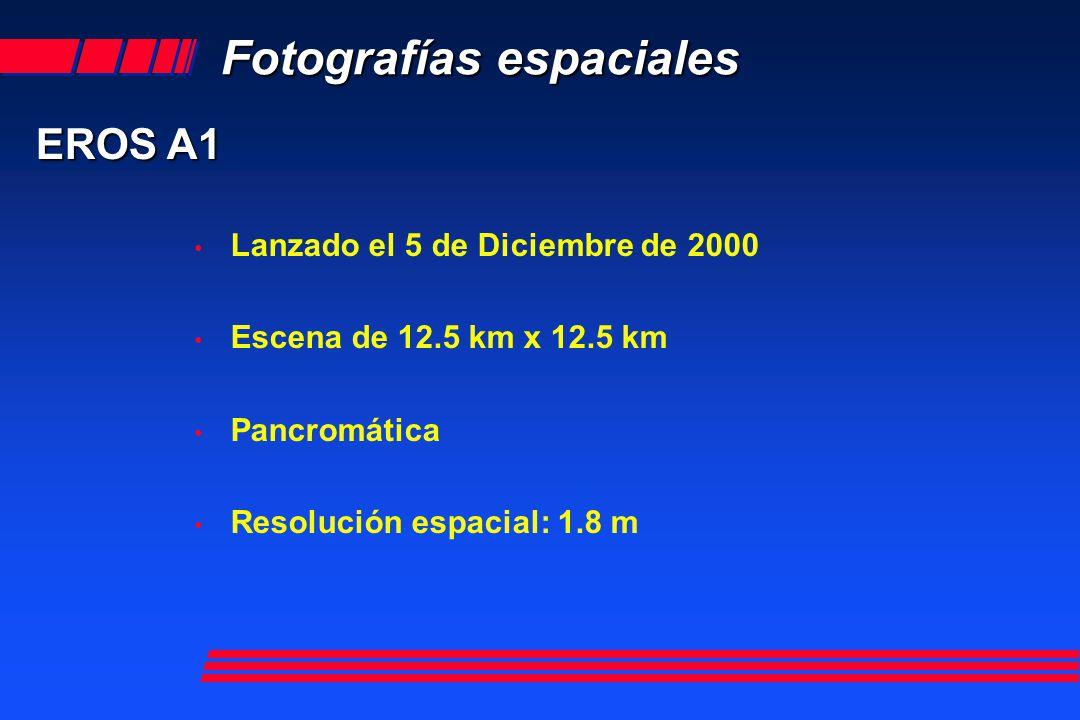 Fotografías espaciales