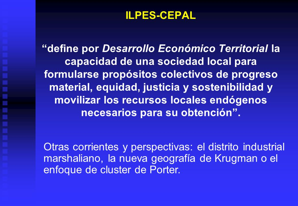 ILPES-CEPAL