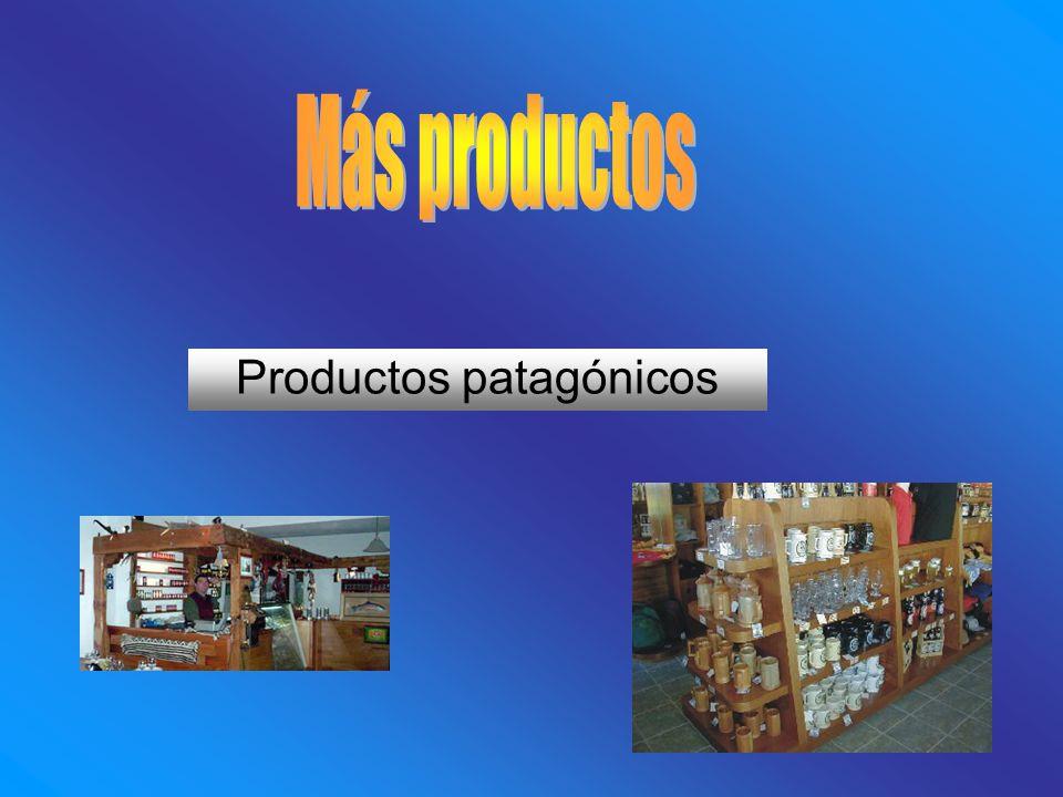 Productos patagónicos
