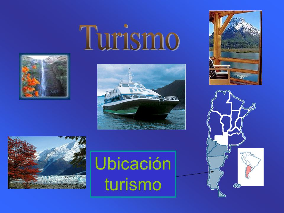 Turismo Ubicación turismo