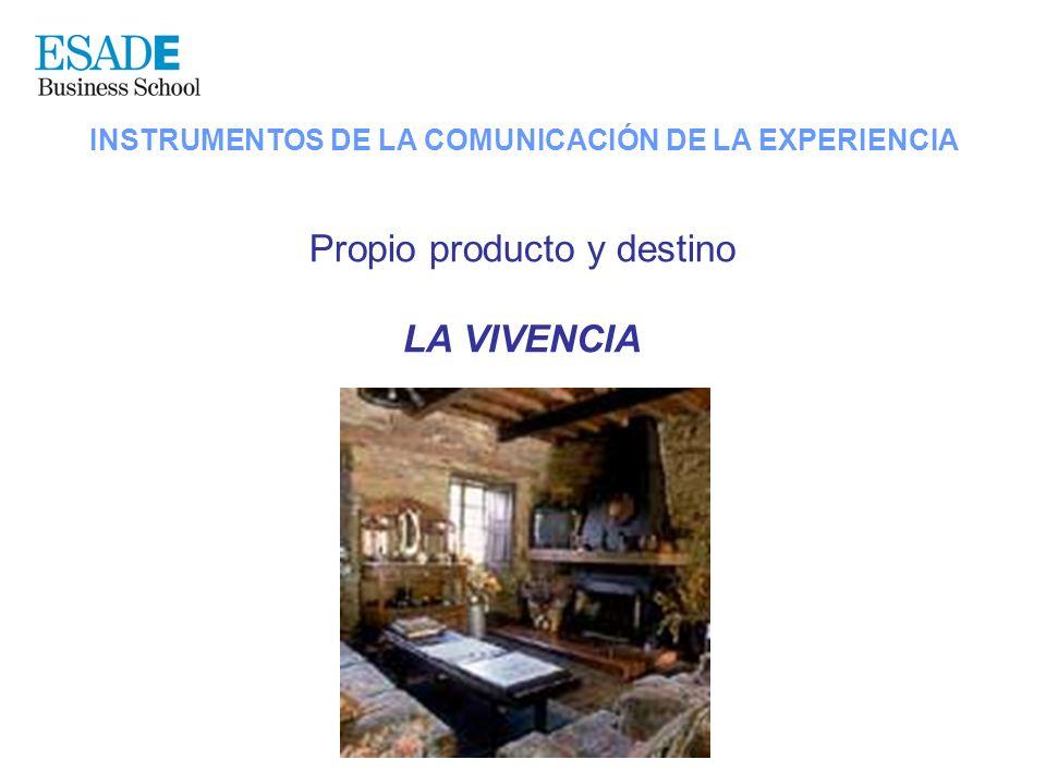 INSTRUMENTOS DE LA COMUNICACIÓN DE LA EXPERIENCIA