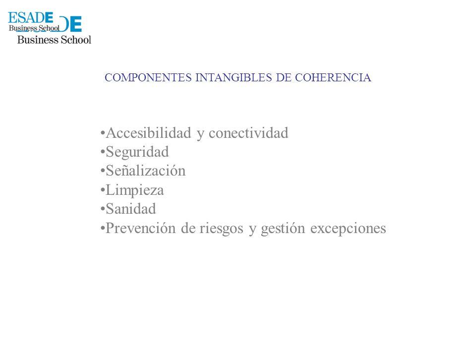 COMPONENTES INTANGIBLES DE COHERENCIA