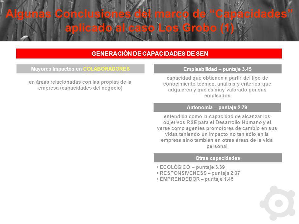 Algunas Conclusiones del marco de Capacidades aplicado al caso Los Grobo (1)