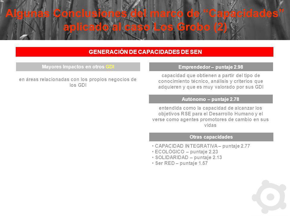 Algunas Conclusiones del marco de Capacidades aplicado al caso Los Grobo (2)