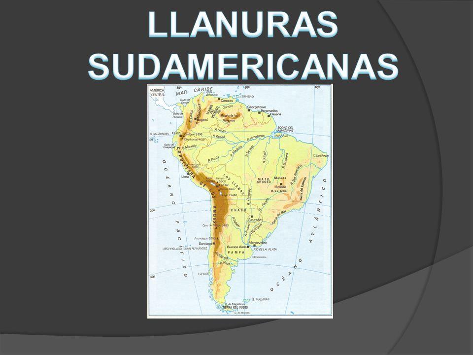LLANURAS SUDAMERICANAS
