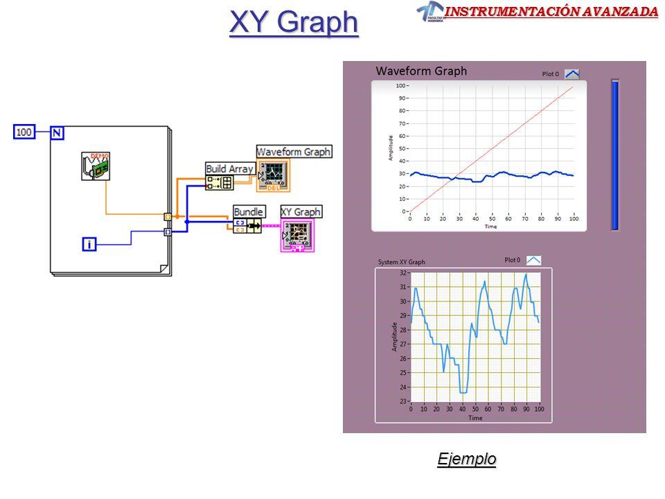 XY Graph Ejemplo