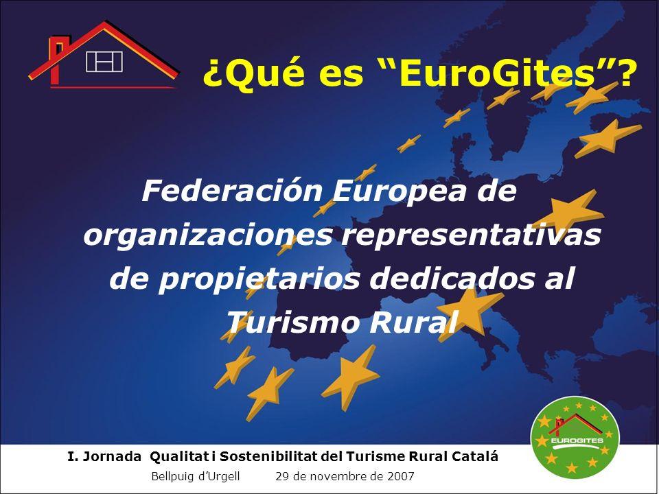 ¿Qué es EuroGites .