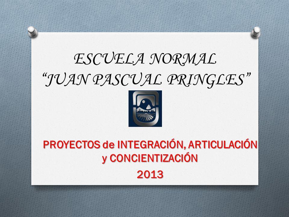 ESCUELA NORMAL JUAN PASCUAL PRINGLES