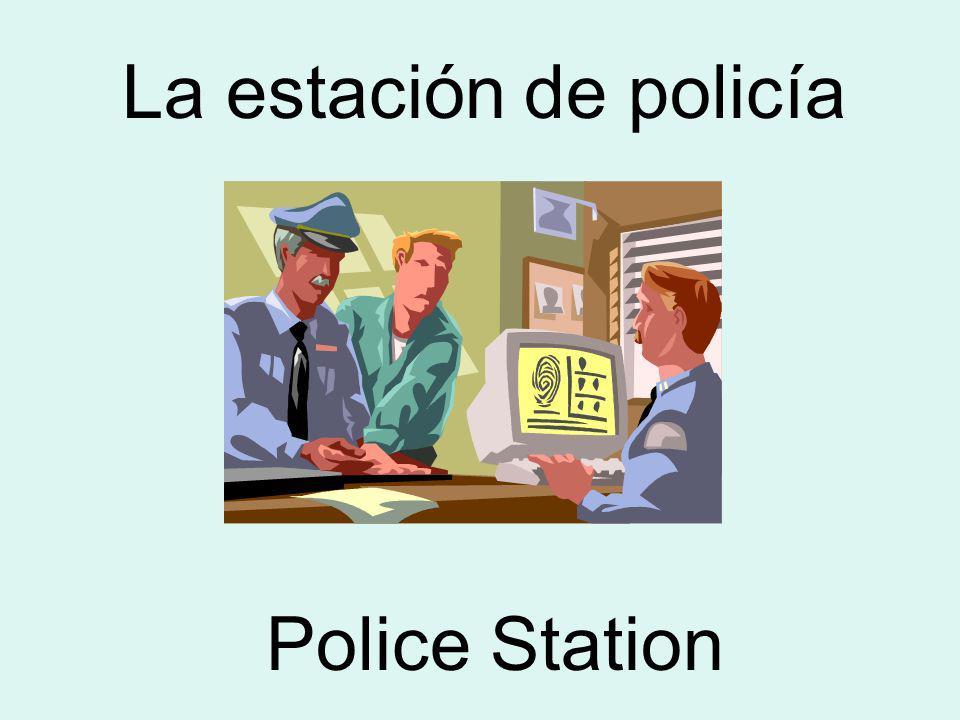 La estación de policía Police Station
