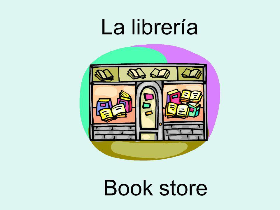 La librería Book store