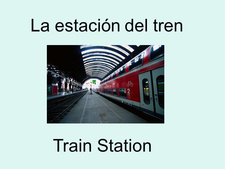 La estación del tren Train Station