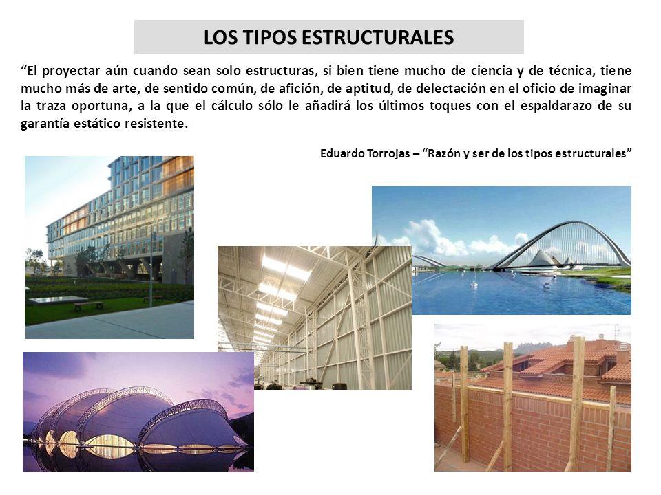 LOS TIPOS ESTRUCTURALES