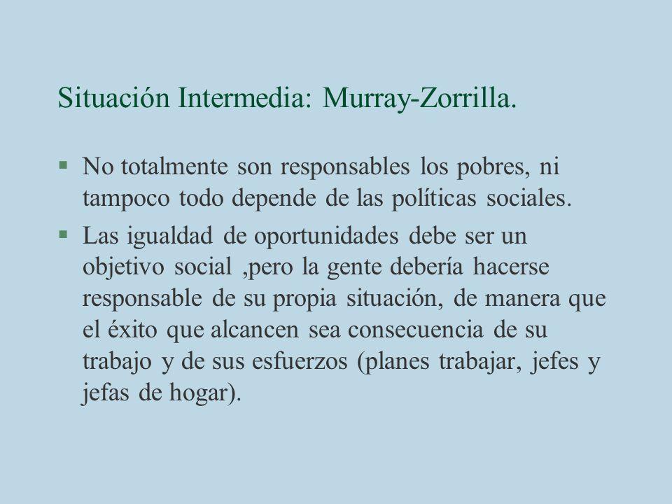 Situación Intermedia: Murray-Zorrilla.
