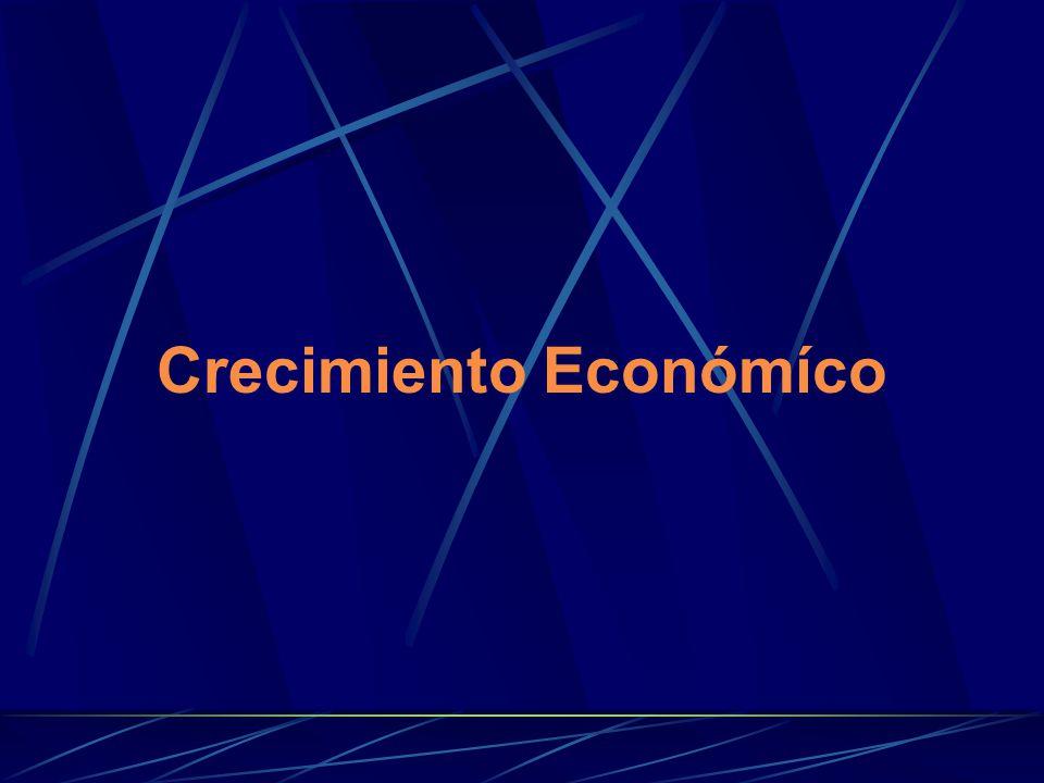 Crecimiento Económíco
